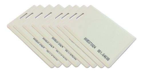 Cartão de Proximidade 125kHz Regravável