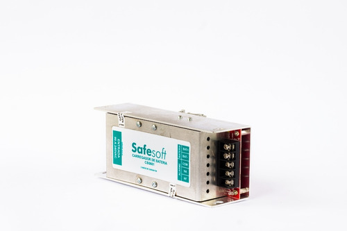 Carregador Inteligente de Bateria Bivolt