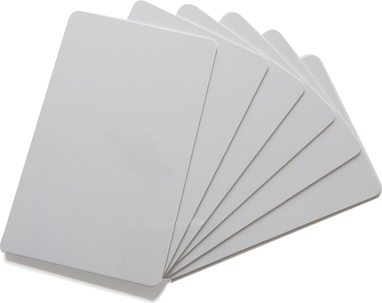 Cartão de Proximidade ISO 13,56MHz Mifare 1K Regravável (100pçs)