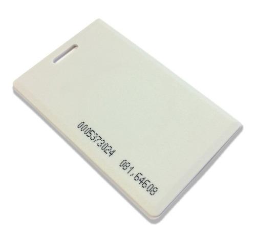 Cartão de Proximidade Clamshell 125kHz (100pçs)
