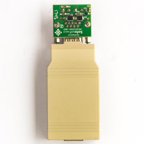 Conversor Ethernet Serial RS-485