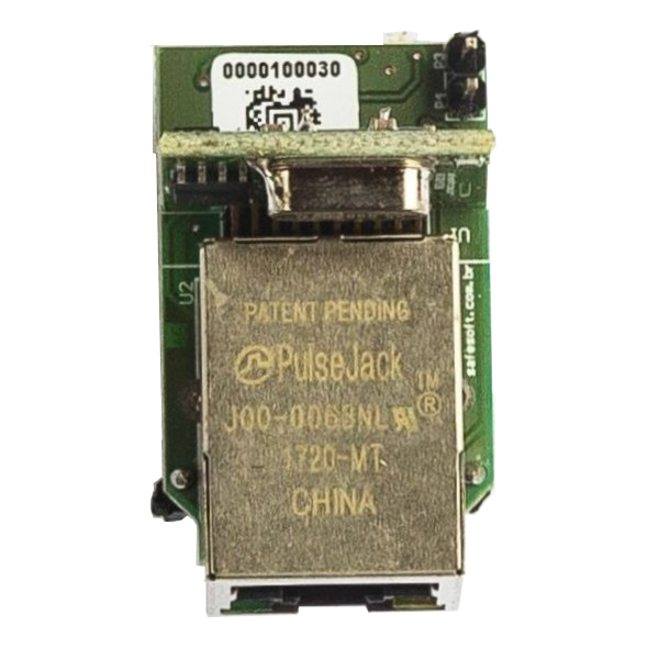 Conversor Ethernet-Serial TTL
