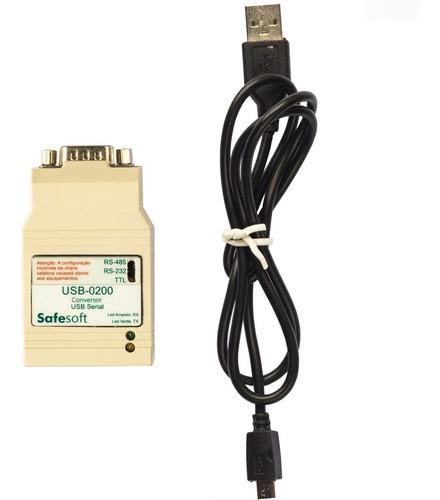 Conversor USB Serial TTL, RS-232, RS-485