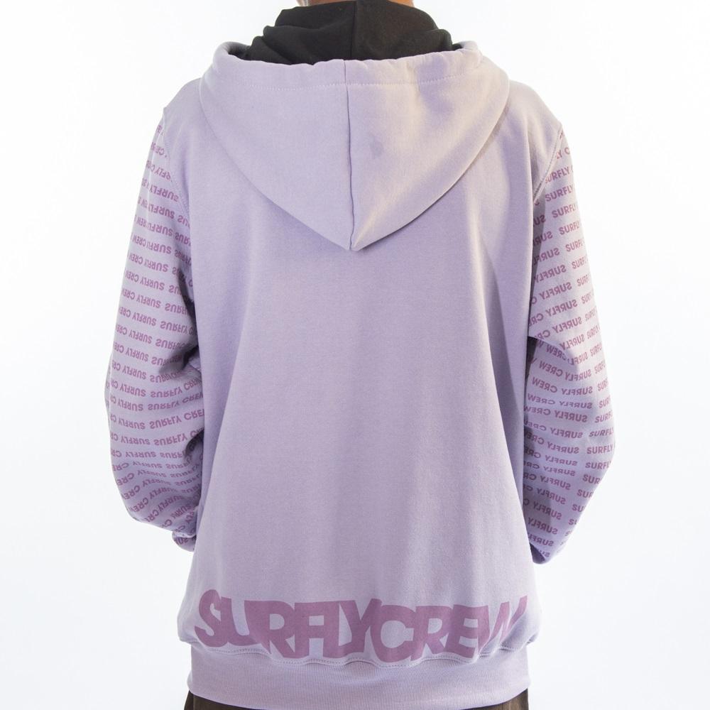 Blusa Moletom Com Ziper Sf25021