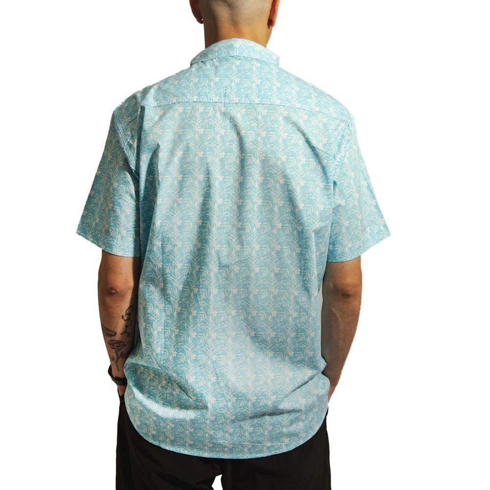 Camisa Leaves 3541