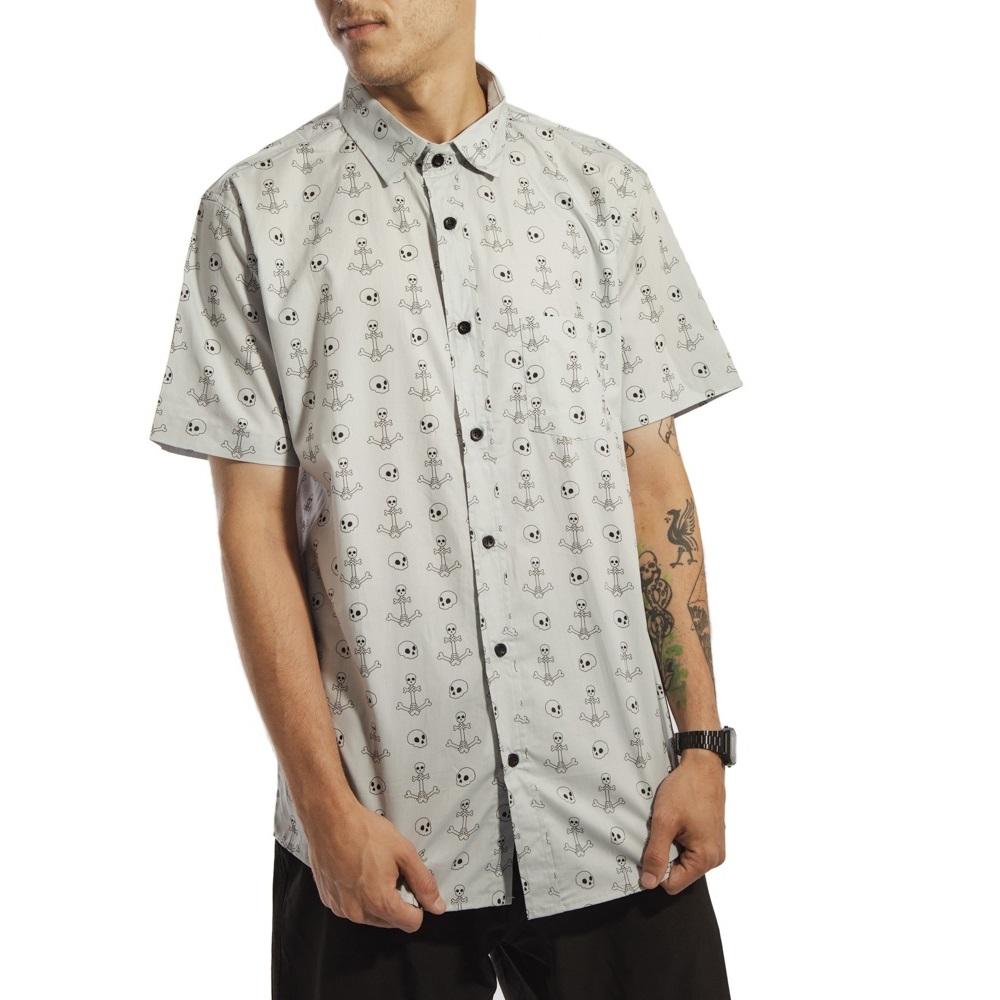 Camisa New Bones 3539kit