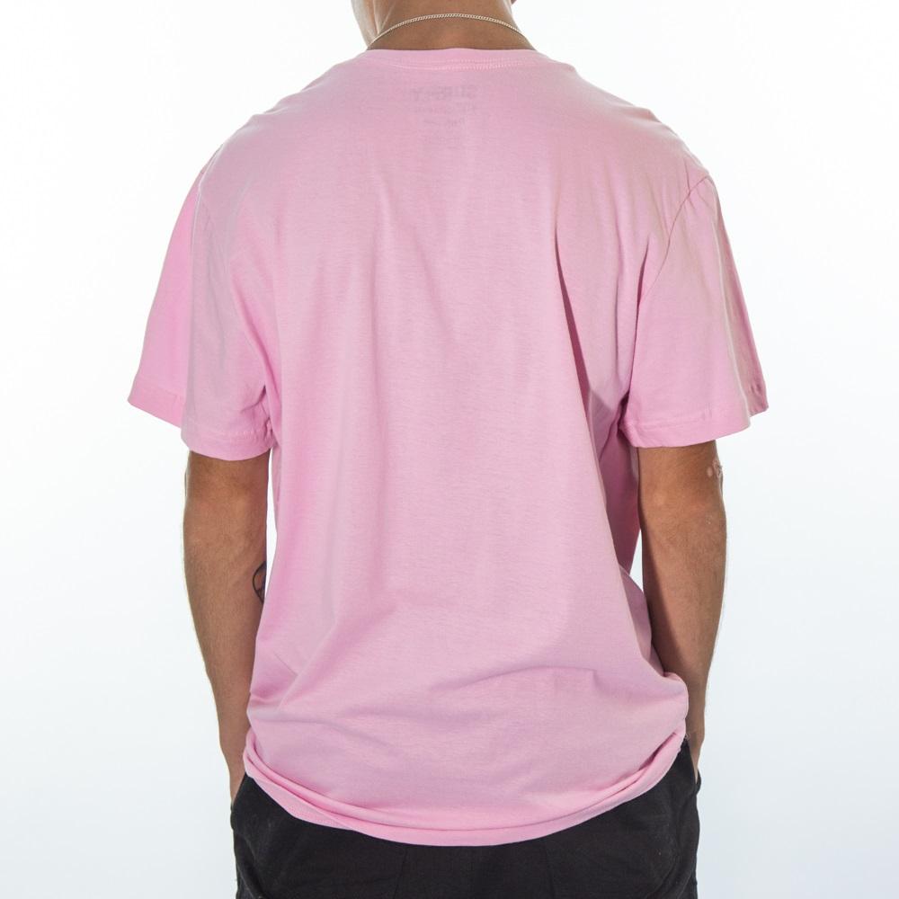 Camiseta Basic Logo Sf10000