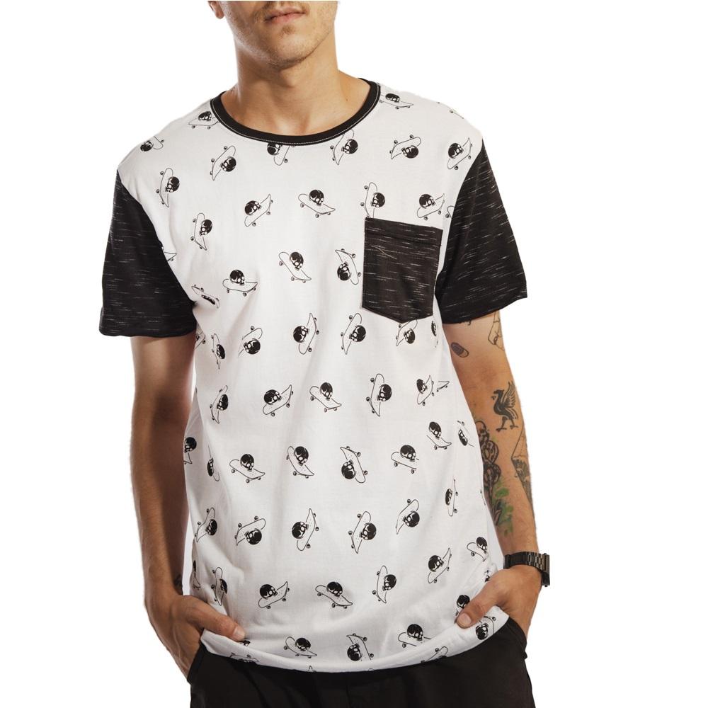 Camiseta Especial Deadly Skateboard 77030
