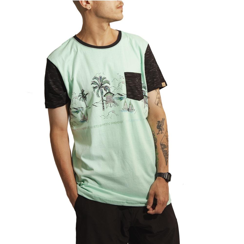Camiseta Especial Deadly Skateboard / 77031KIT
