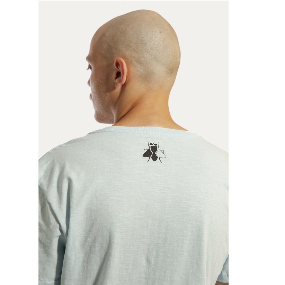 Camiseta Especial Pocket Flowers / 77034KIT