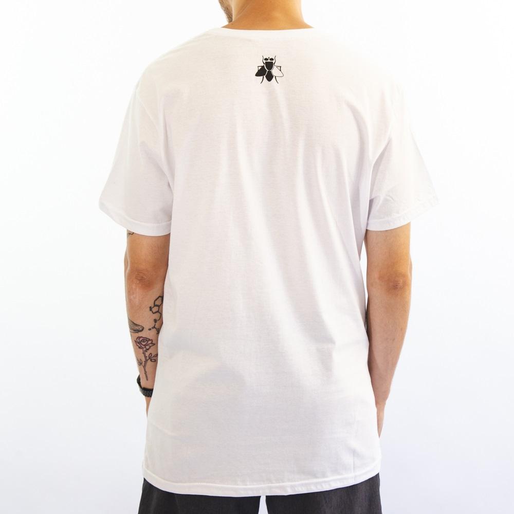 Camiseta Estampada Mushroom Claw 10300