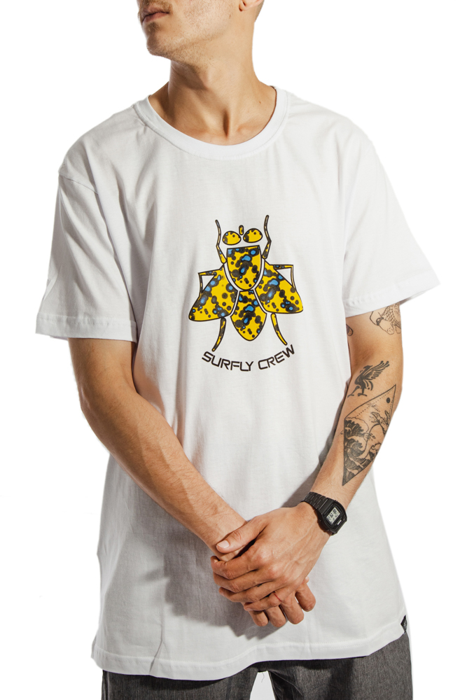 Camiseta Estampada Camo Fly 10246