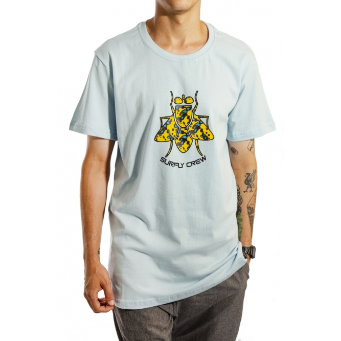 Camiseta Estampada Camo Fly 10246kit