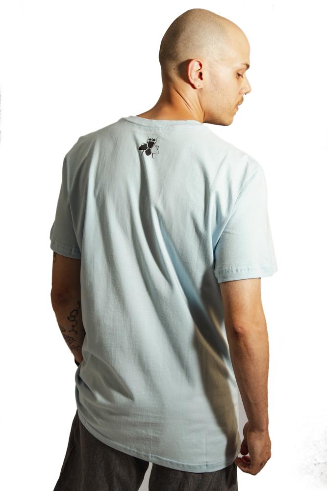 Camiseta Estampada Camo Fly 10246kit