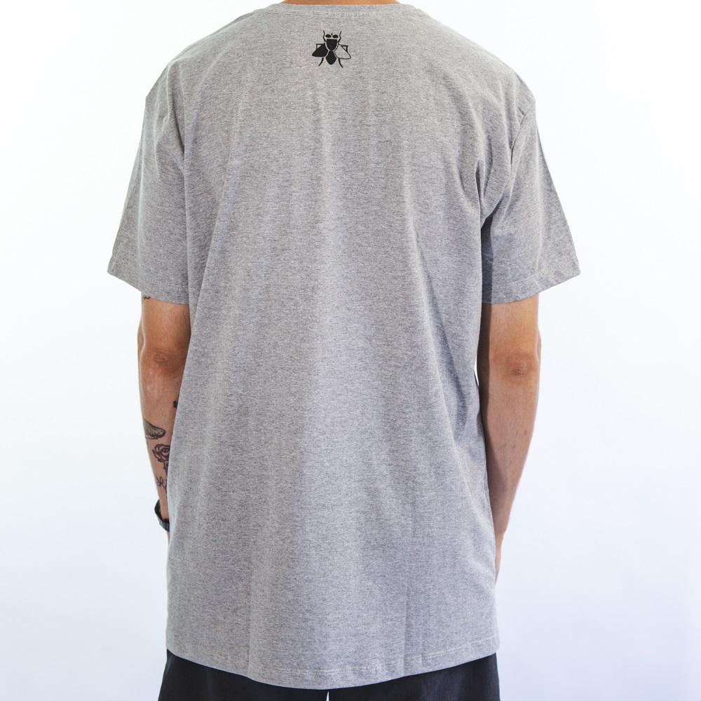 Camiseta Estampada Fly Logo 256c04kit