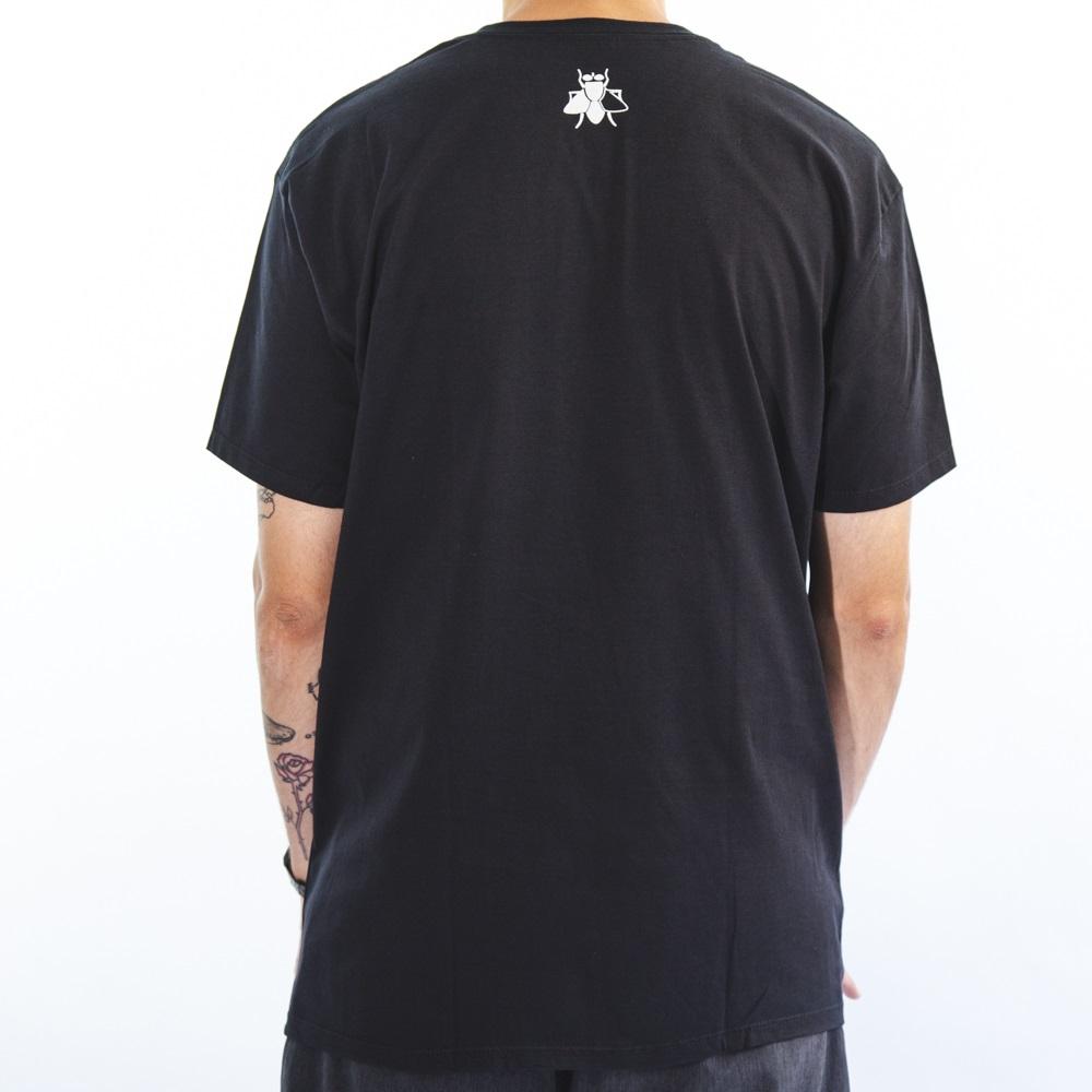Camiseta Estampada Handwrite Logo 256C03