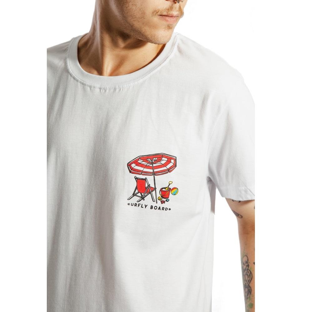 Camiseta Estampada Surf Beach 10240kit