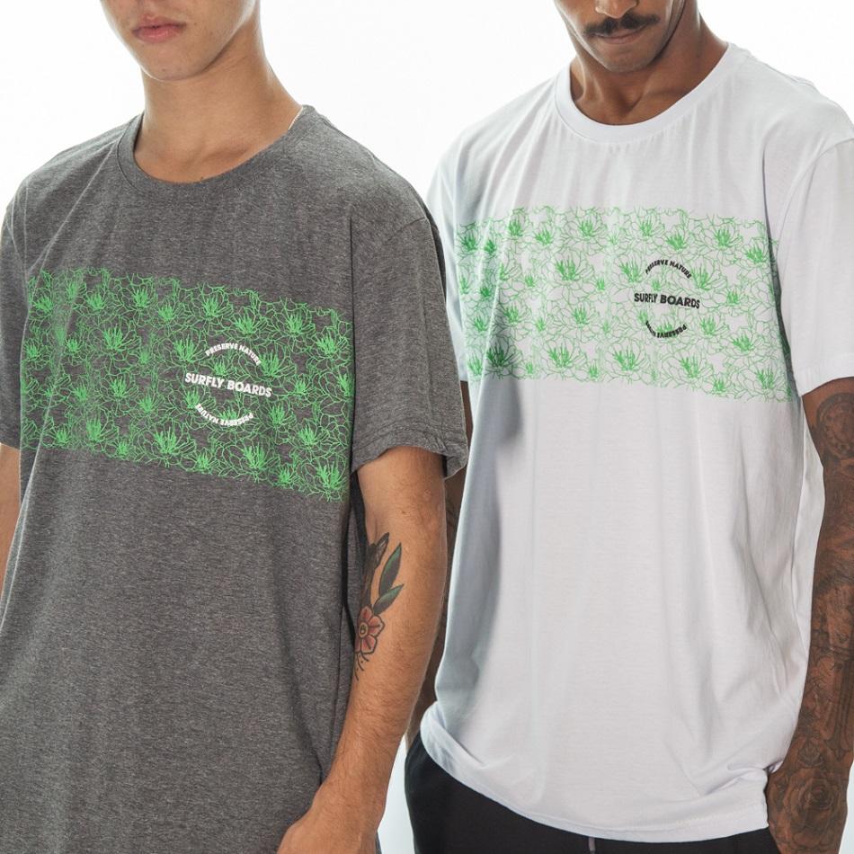 Camiseta Green Nature Sf3121