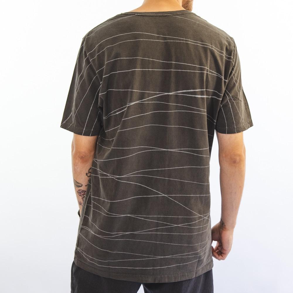 Camiseta Lines 77008