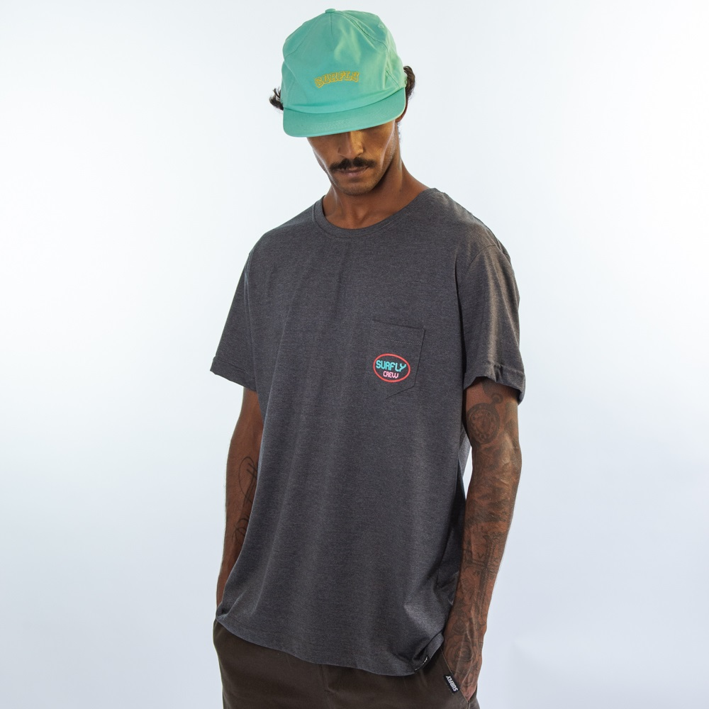 Camiseta Neon Pocket Sf0820