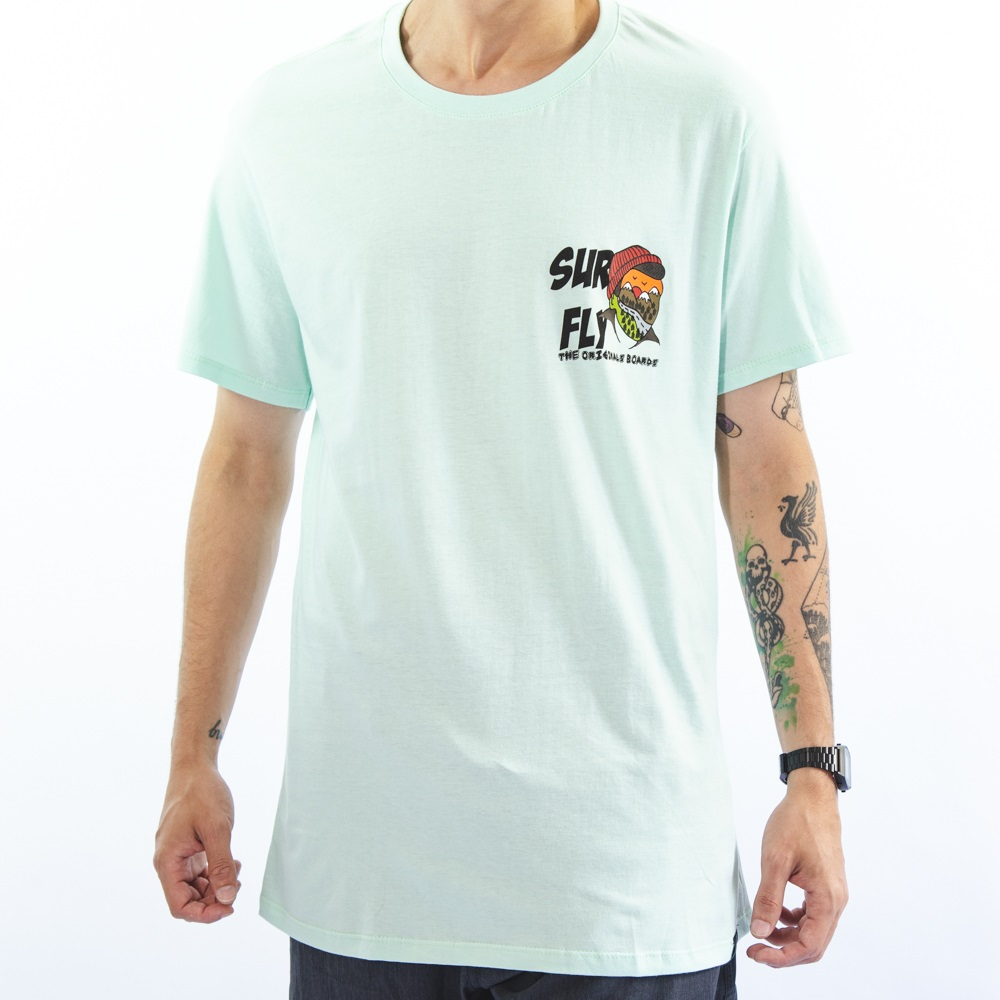 Camiseta Paradise Crew 10233kit