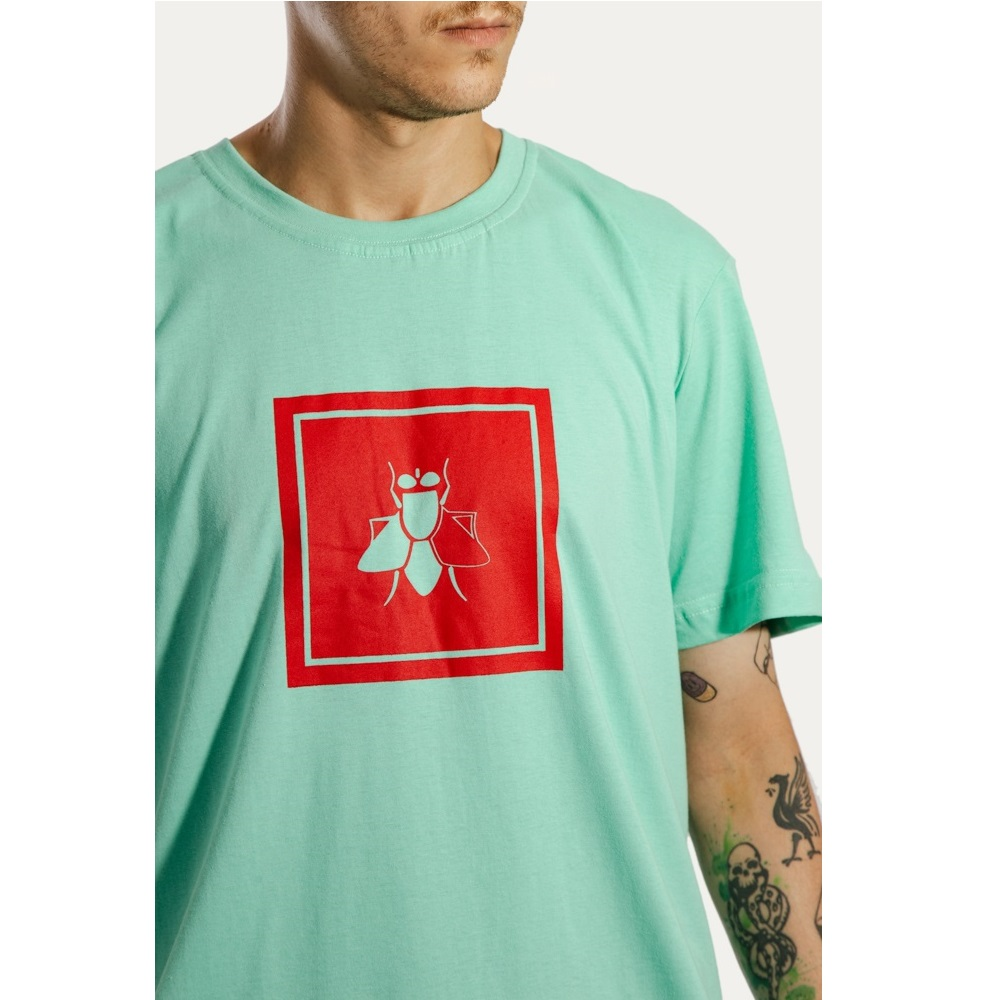 Camiseta Red Logo 10262