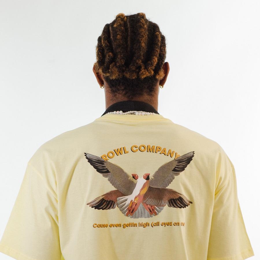 Camiseta Rowl RL2107