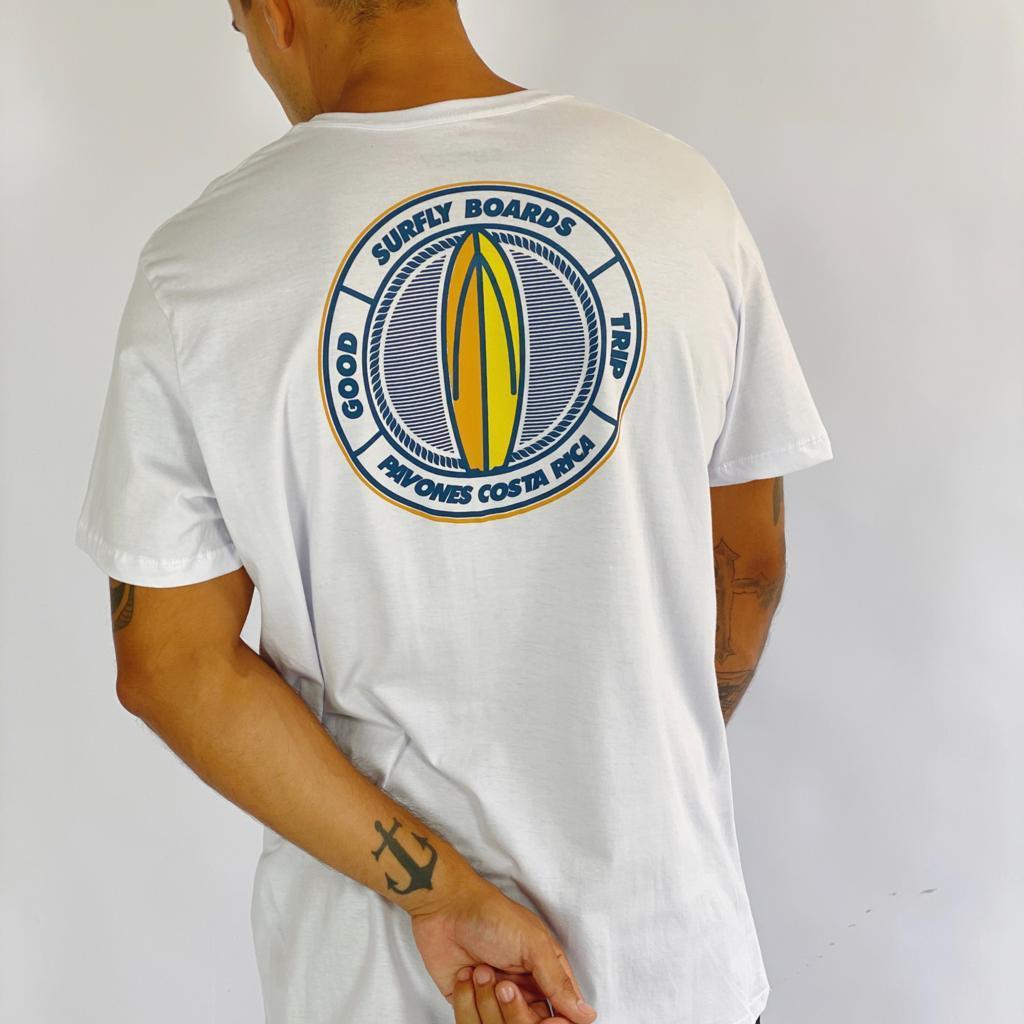 Camiseta Pavones Costa Rica Sf10005