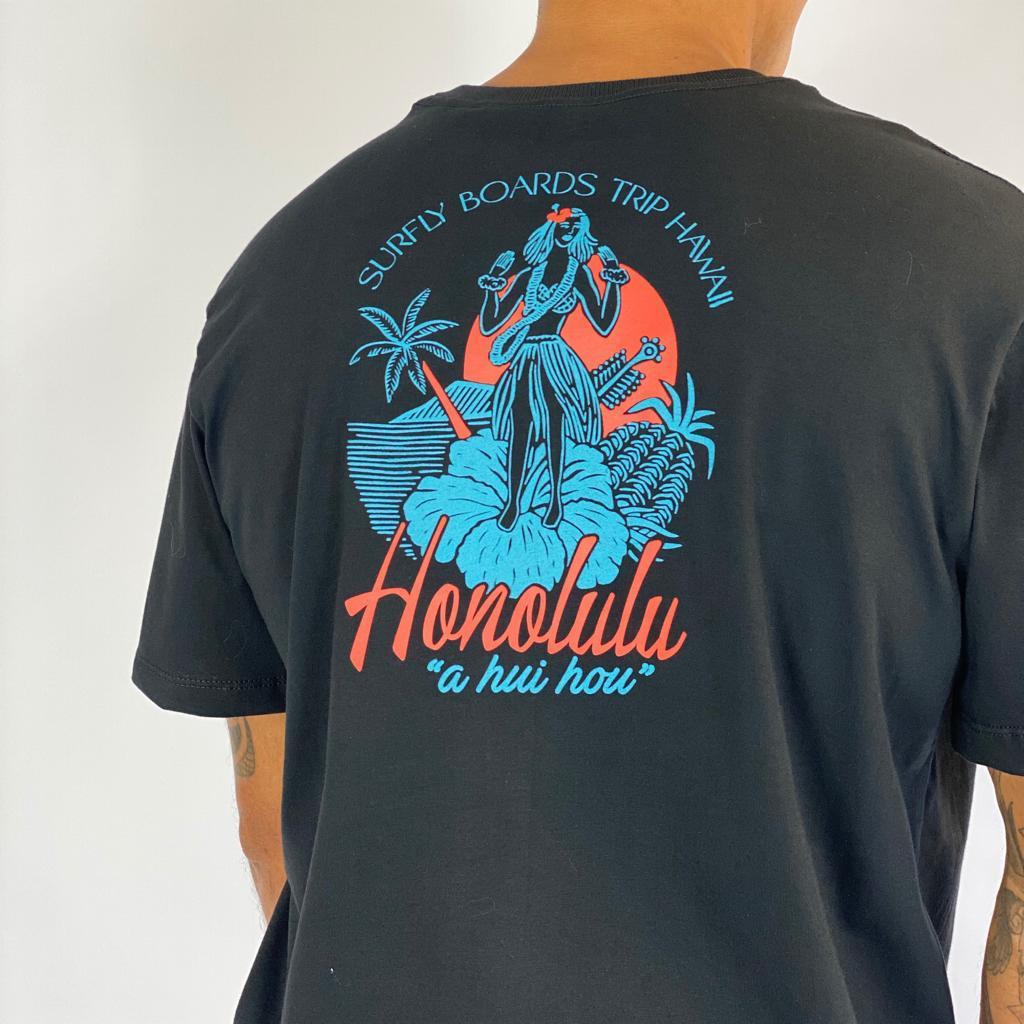 Camiseta Honolulu Sf10014