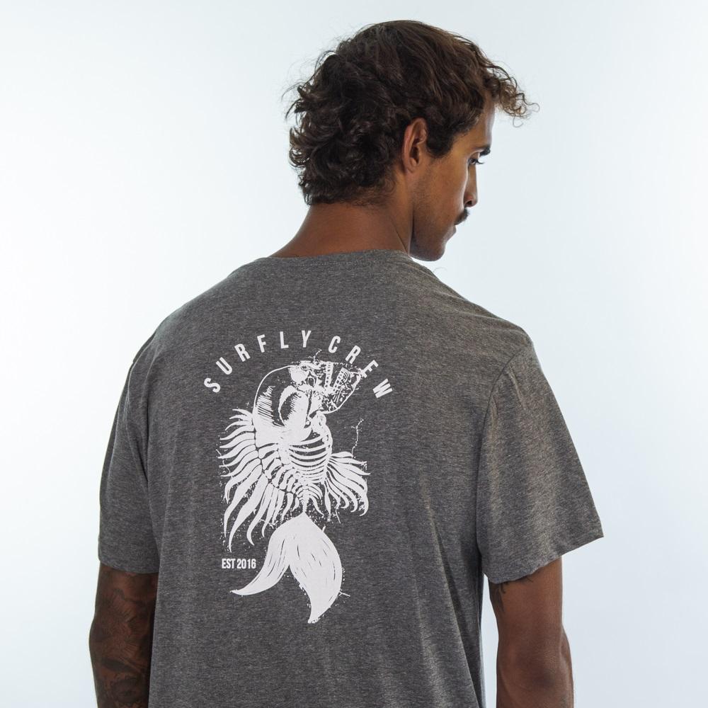 Camiseta Skullfish Sf3021