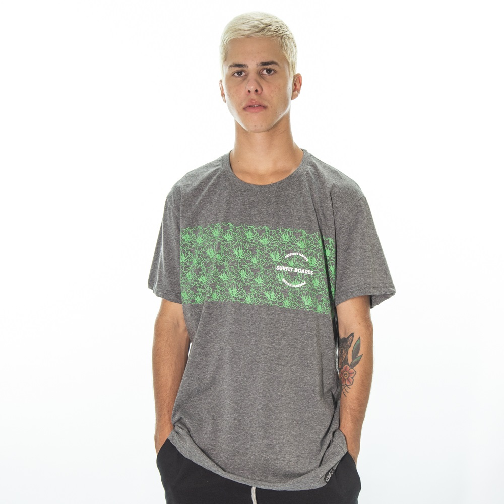Camiseta Green Nature Sf3121