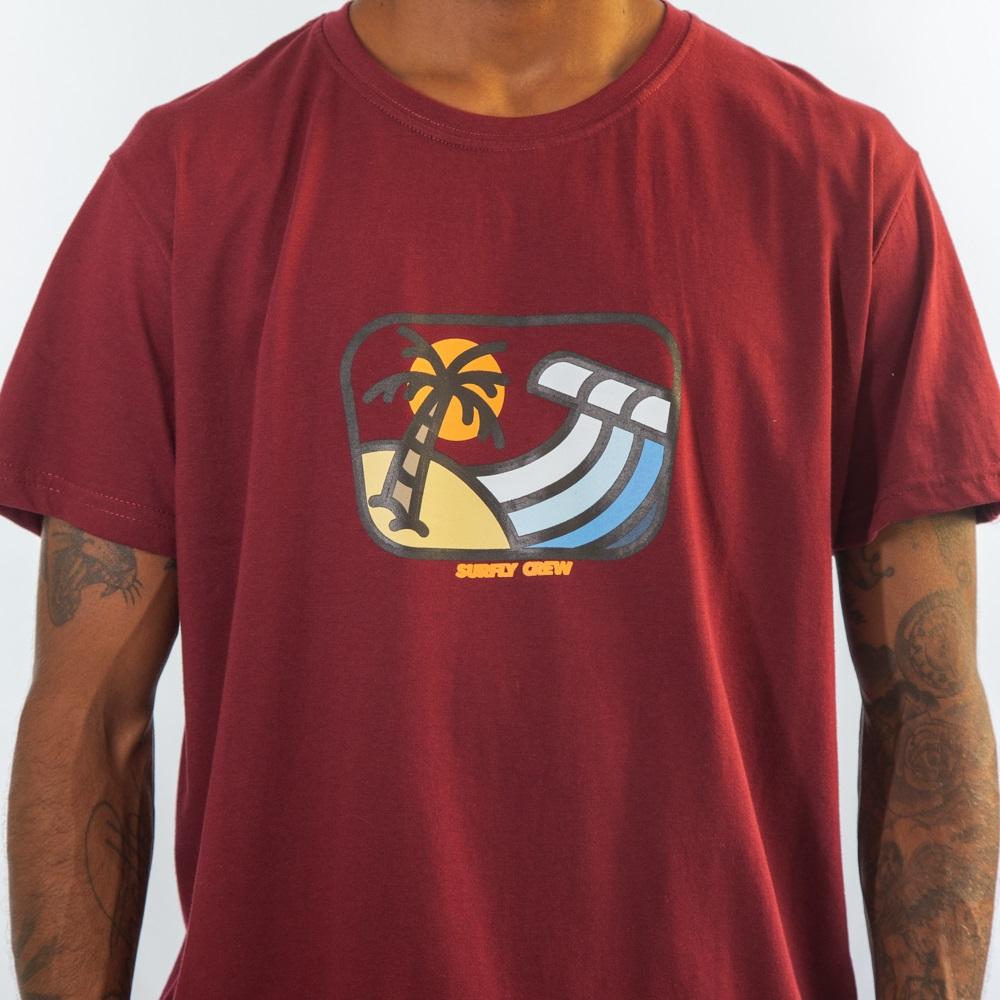 Camiseta Vector Beach Sf3221