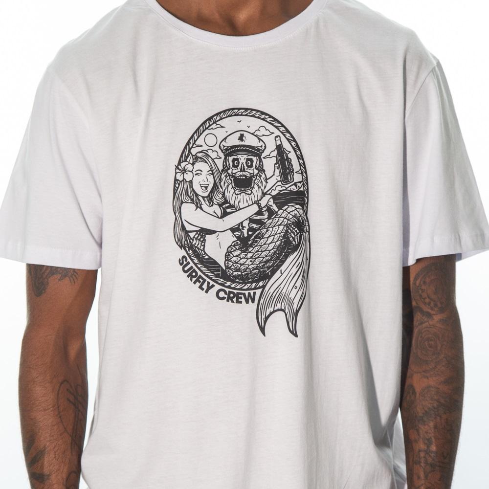 Camiseta Old School Sailor Sf3521