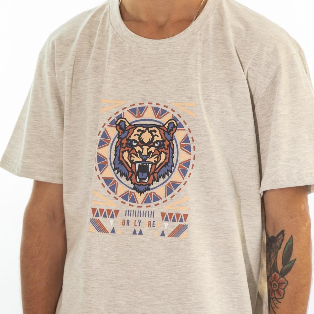 Camiseta Tiger Crew Sf3721