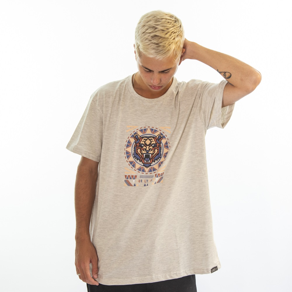 Camiseta Tiger Crew Sf3721