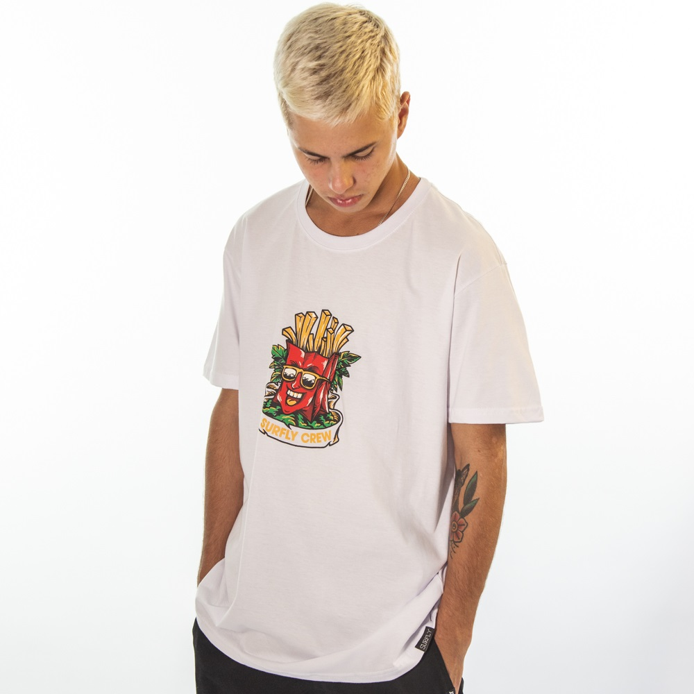 Camiseta Cool Fries Sf3821