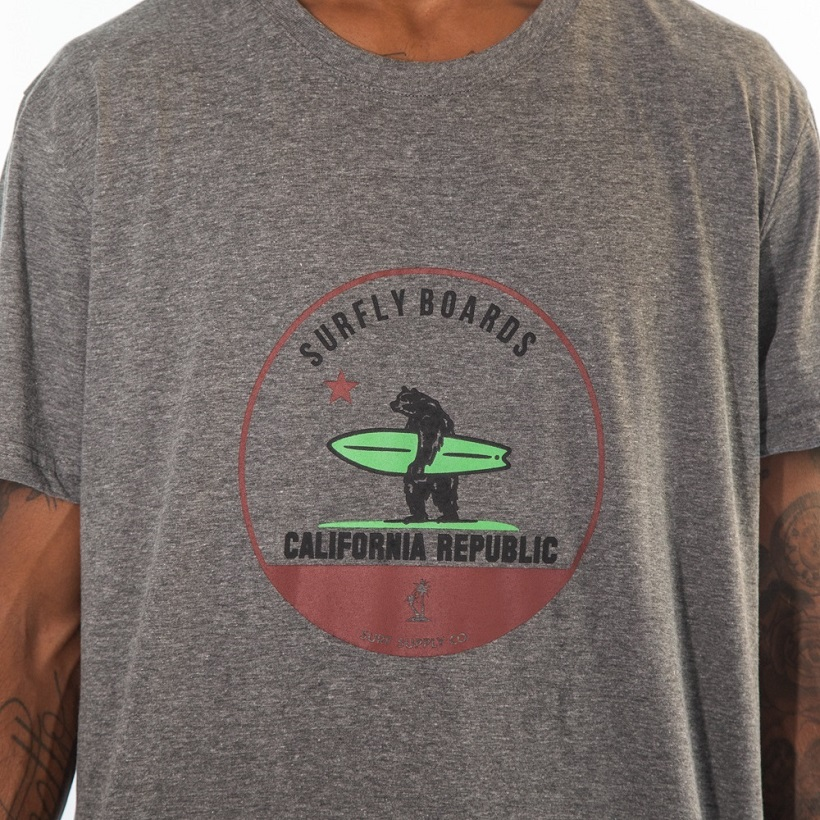 Camiseta California Republic Sf3921