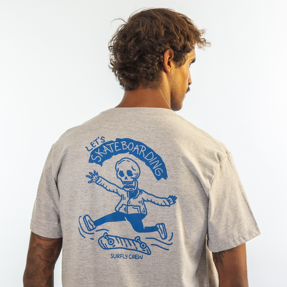 Camiseta Skull Flip Sf4421