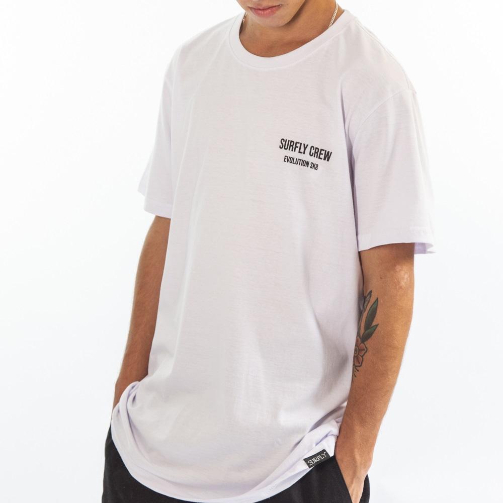 Camiseta Evolution Sk8 Sf5621