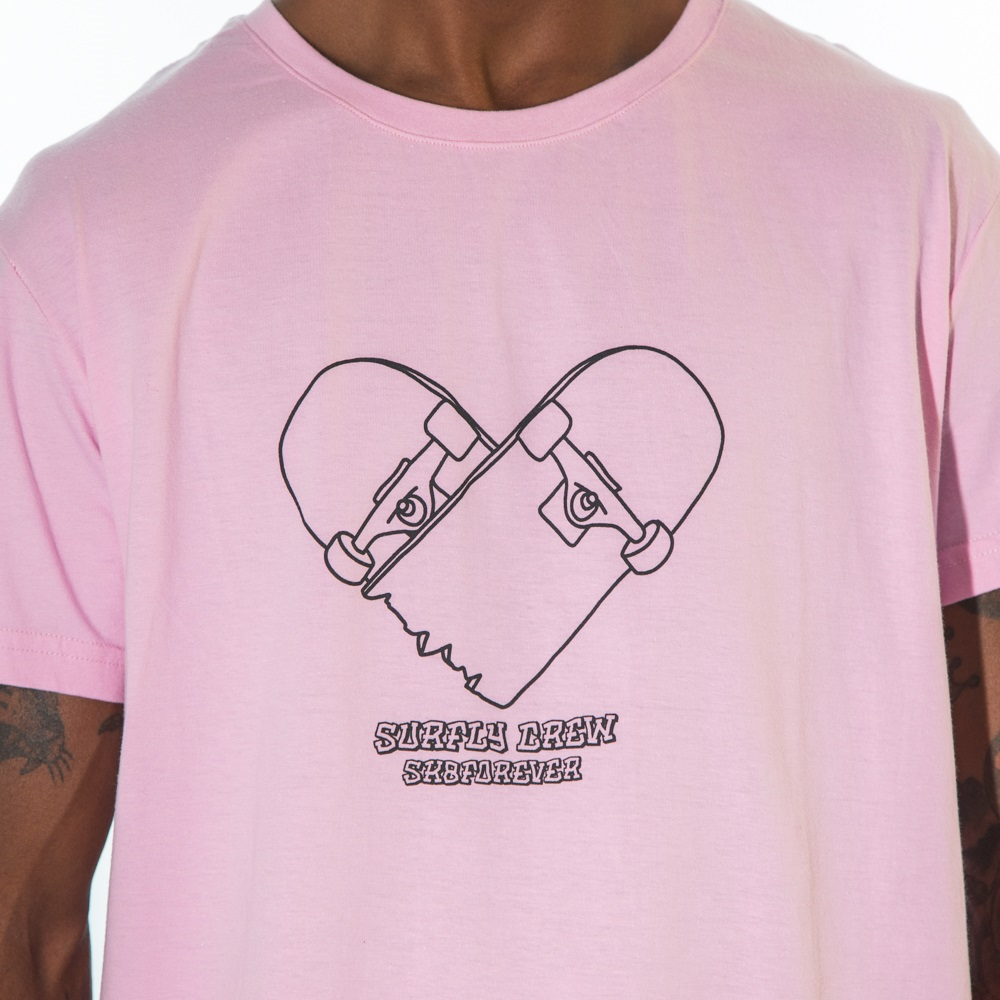 Camiseta Sk8 Love Sf4221