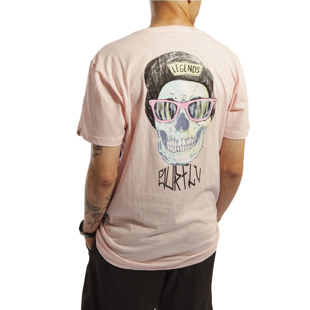 Camiseta Skull Legends 77037KIT