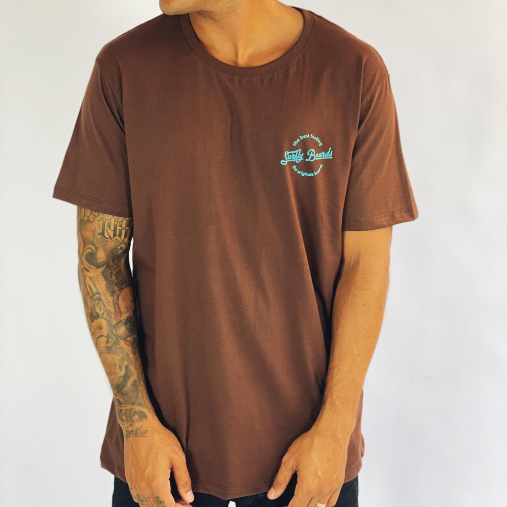 Camiseta Surfly Boards  Sf10008