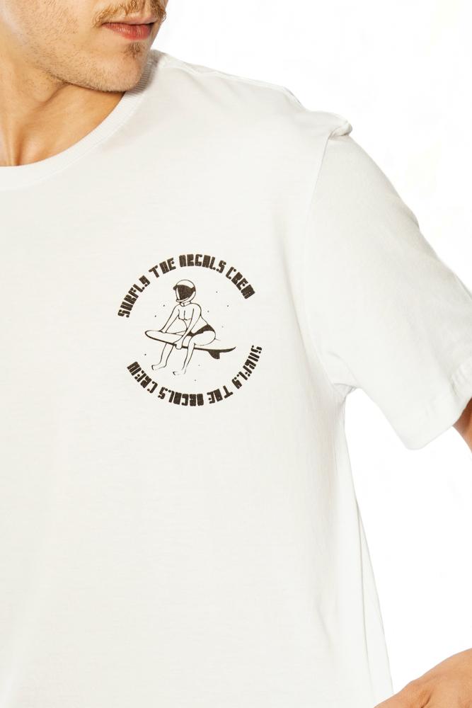 Camiseta Surfly Crew In1018519