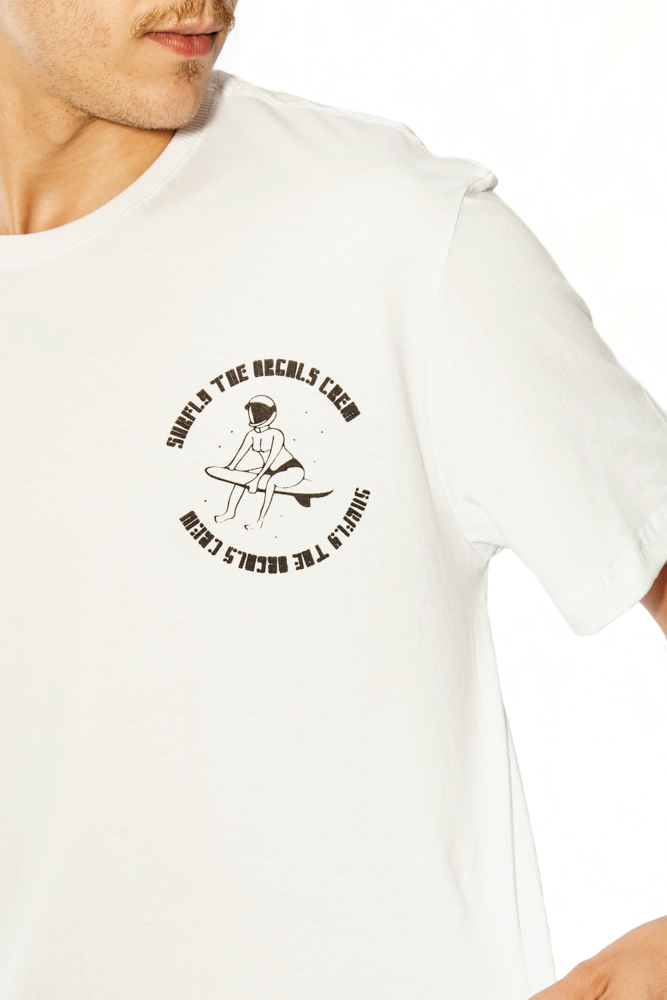 Camiseta Surfly Crew In1018519