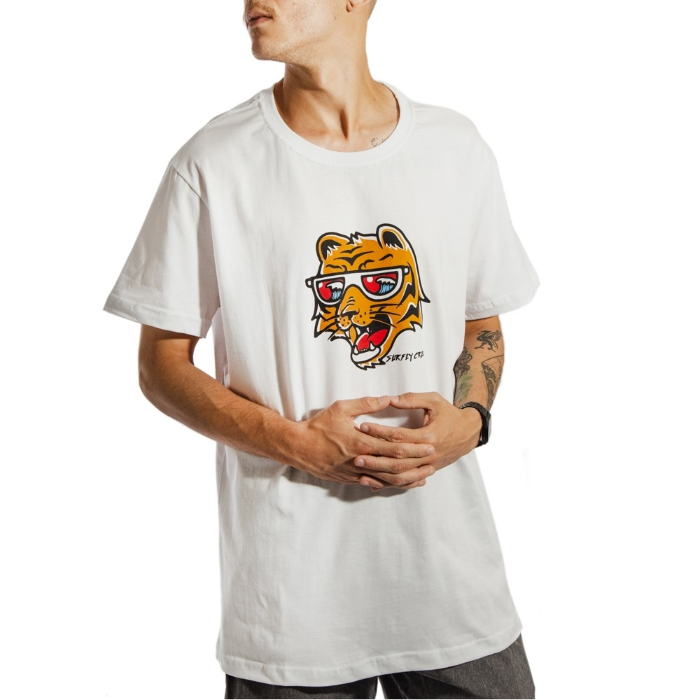 Camiseta Tiger Vibes 10332