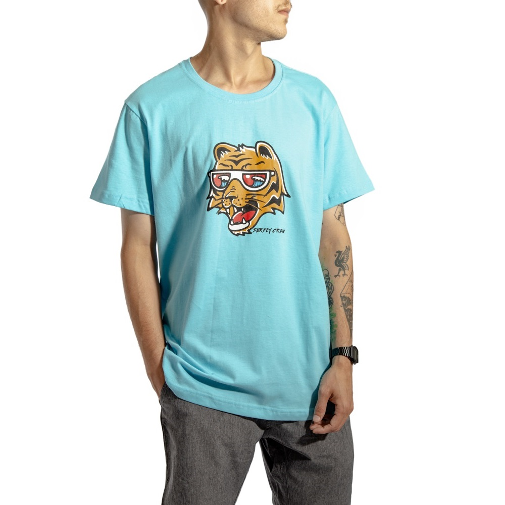 Camiseta Tiger Vibes 10332kit