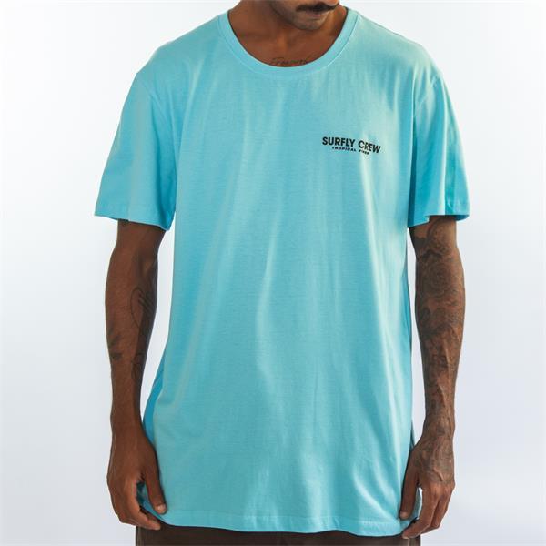 Camiseta Tropical Vibes Sf1620
