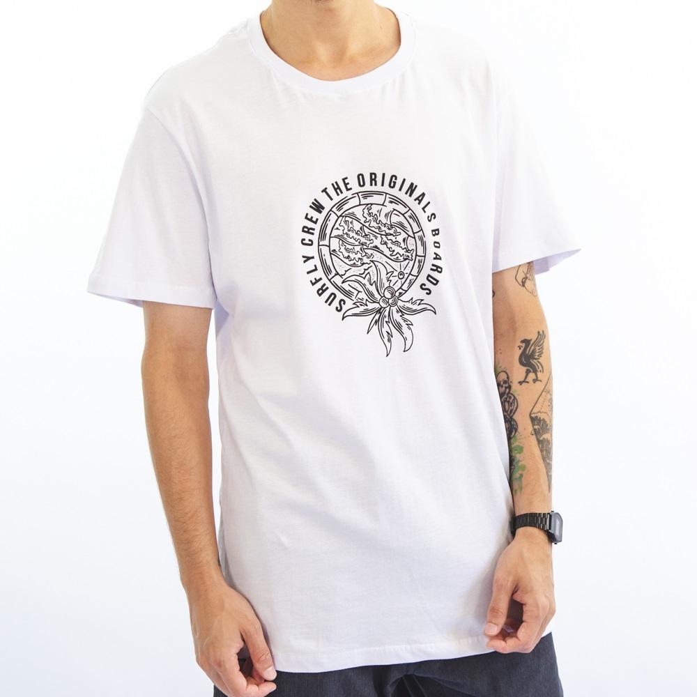 Camiseta Upside Down Sf10003
