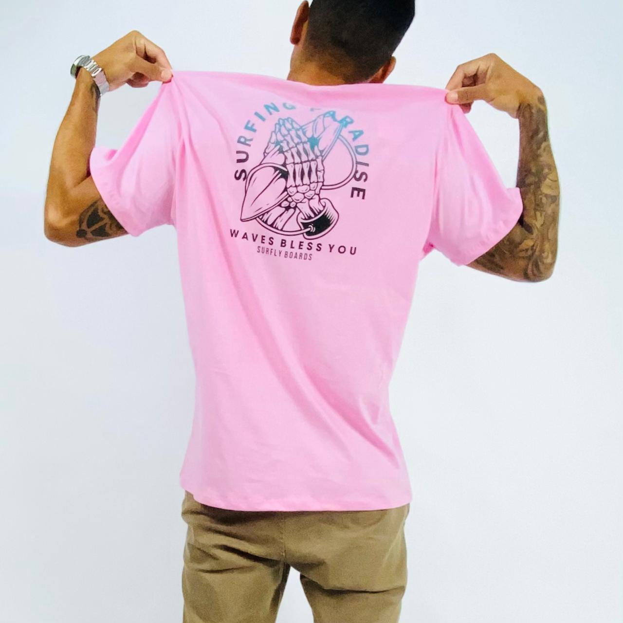 Camiseta Waves Sf2620