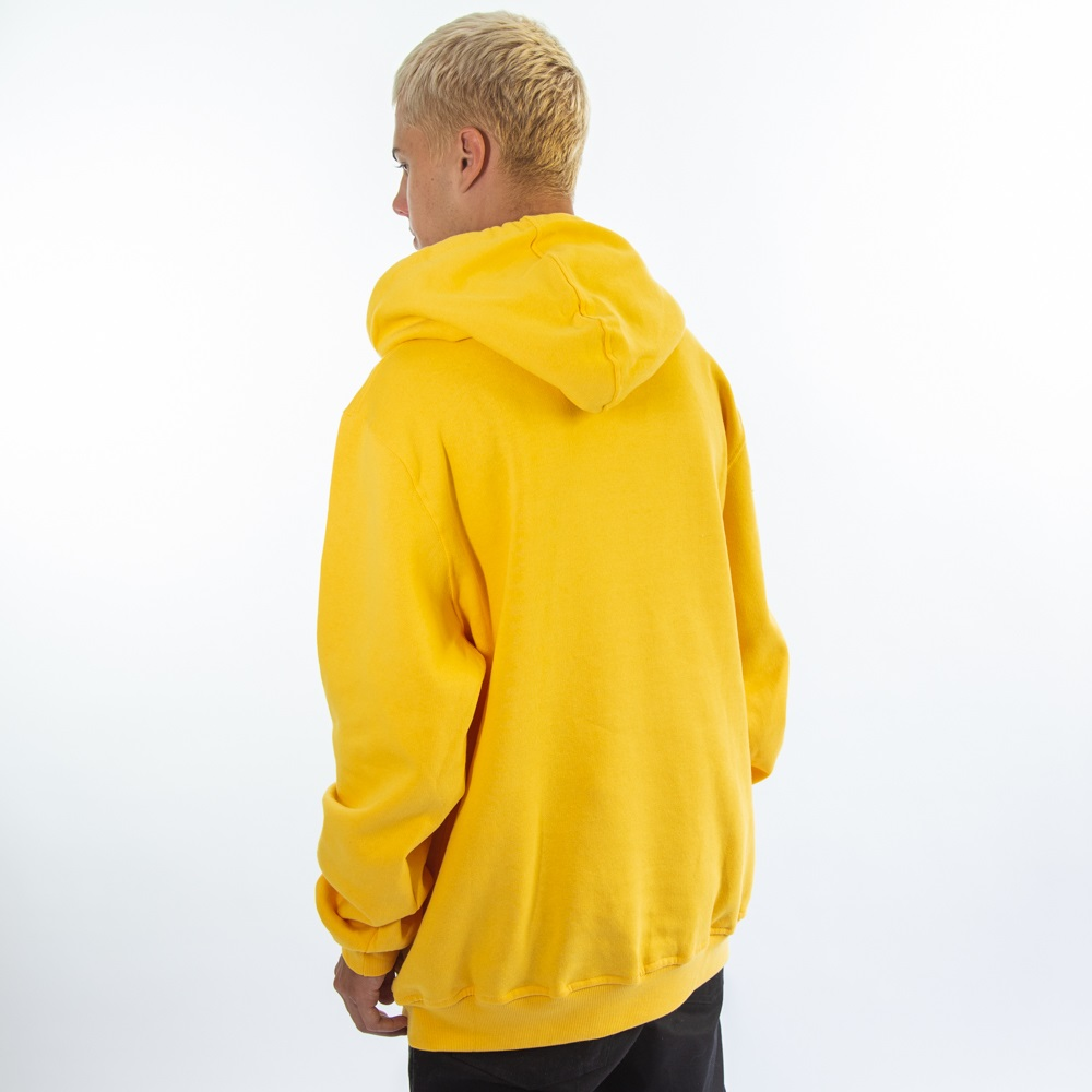 Moletom Canguru In98820 - Amarelo